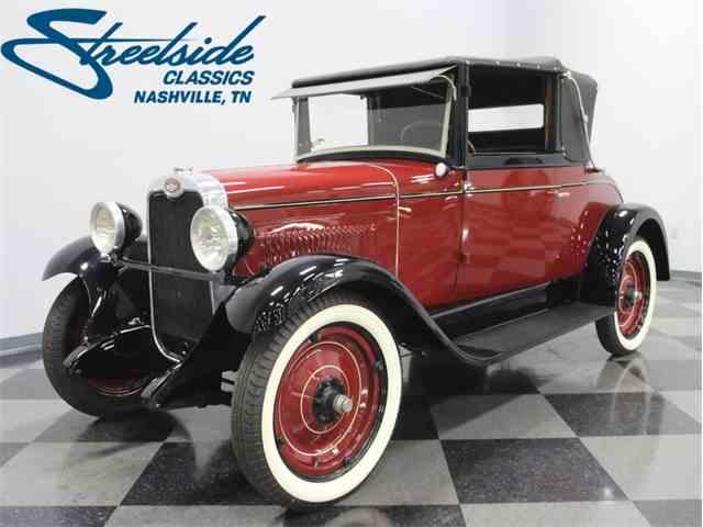 1928 Chevrolet Cabriolet | 1019421