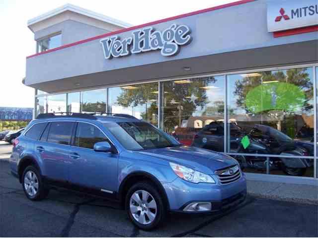 2011 Subaru Outback   1019422
