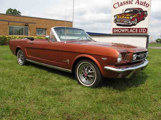 1966 Ford Mustang | 1019428