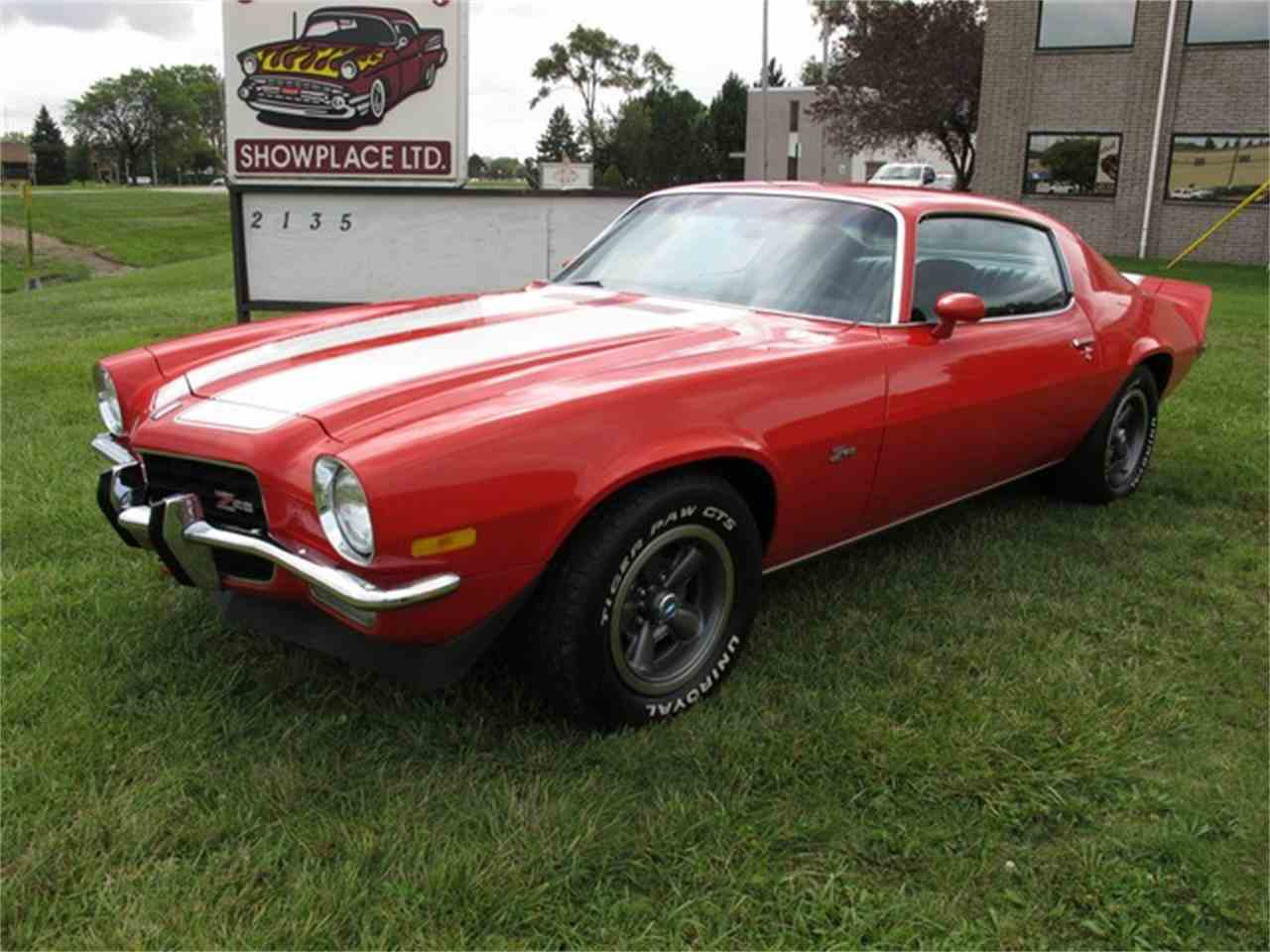 Large Picture of '73 Camaro - LULH