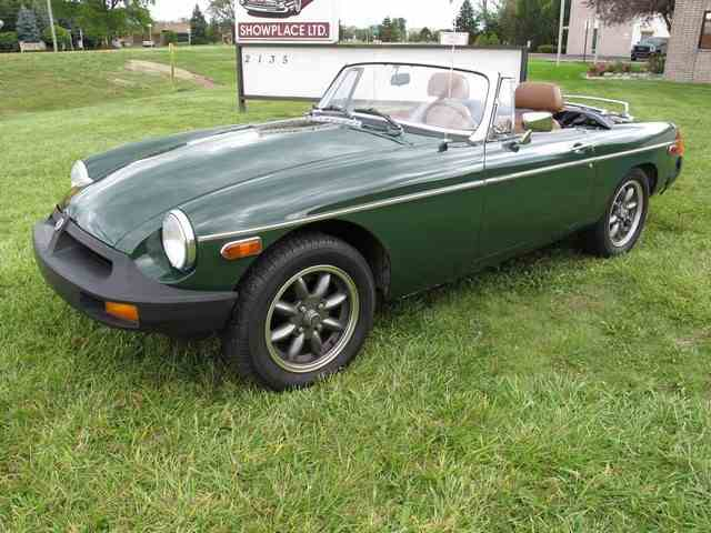 Picture of '77 MGB located in Troy Michigan - $11,500.00 Offered by Classic Auto Showplace - LULJ