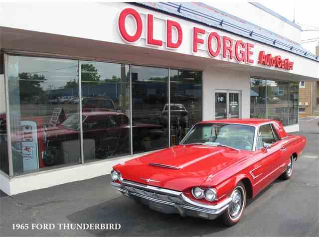 1965 Ford Thunderbird | 1019439