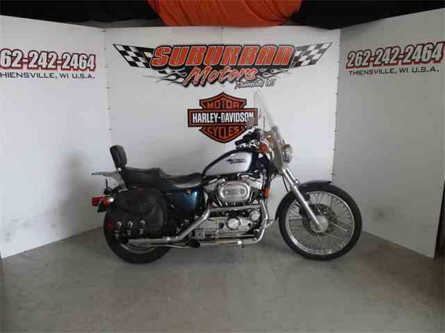 1999 Harley-Davidson® XL 1200C - Sportster® 1200 Custom | 1019442