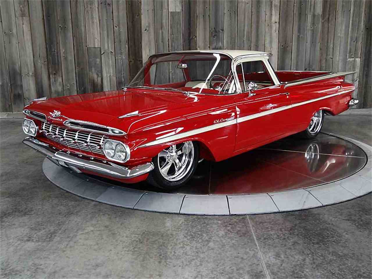 Large Picture of '59 El Camino - LULZ