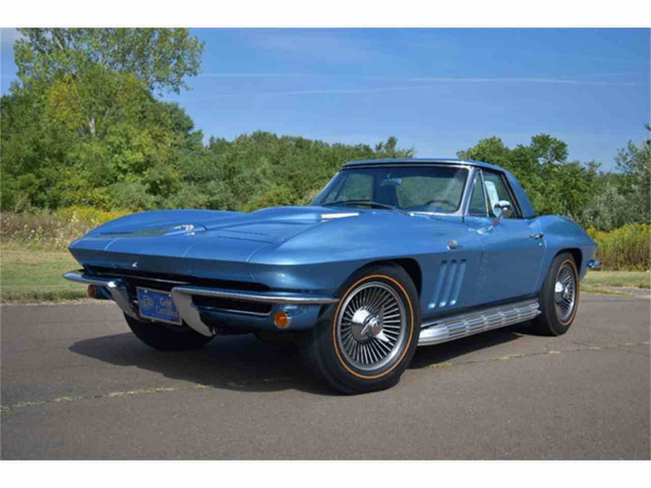 1965 Chevrolet Corvette 396 Big Block for Sale - CC-1019455