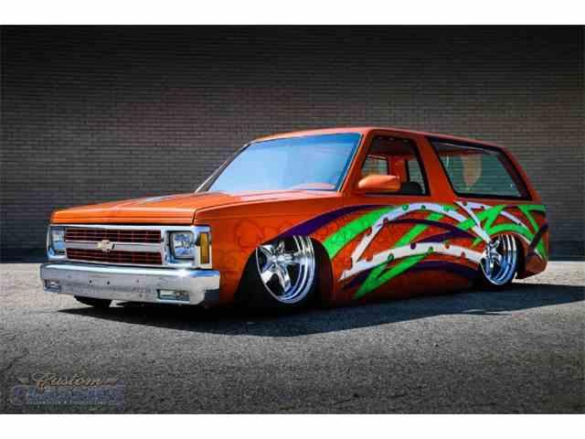 1989 Chevrolet Blazer | 1019457