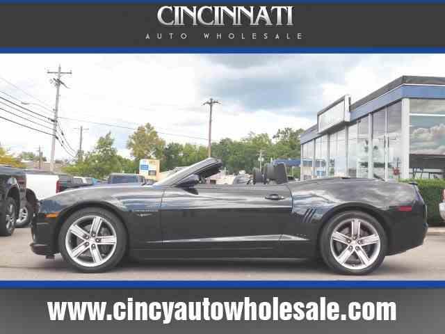 2012 Chevrolet Camaro | 1019462