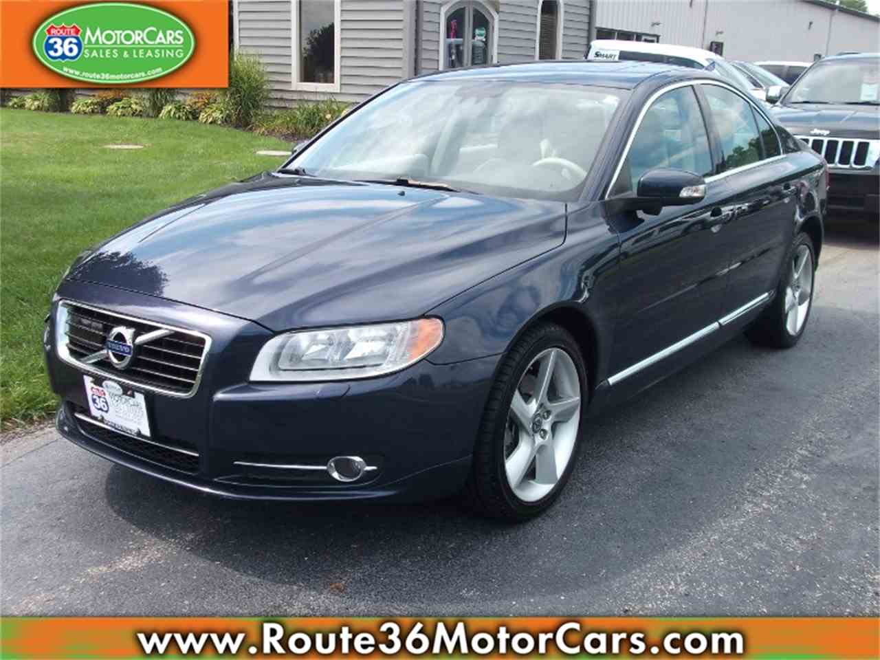 Large Picture of 2010 S80 located in Ohio - $7,975.00 Offered by Route 36 Motor Cars - LUMI