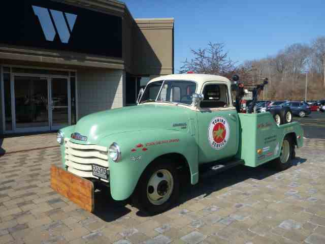 Picture of '49 Chevrolet Tow Truck - $53,750.00 Offered by Wyler Collection - LUMJ