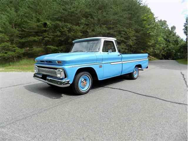 1966 Chevrolet Pickup | 1019468