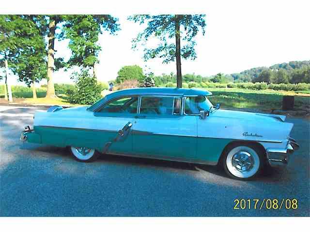 1956 Mercury Monarch   1010947