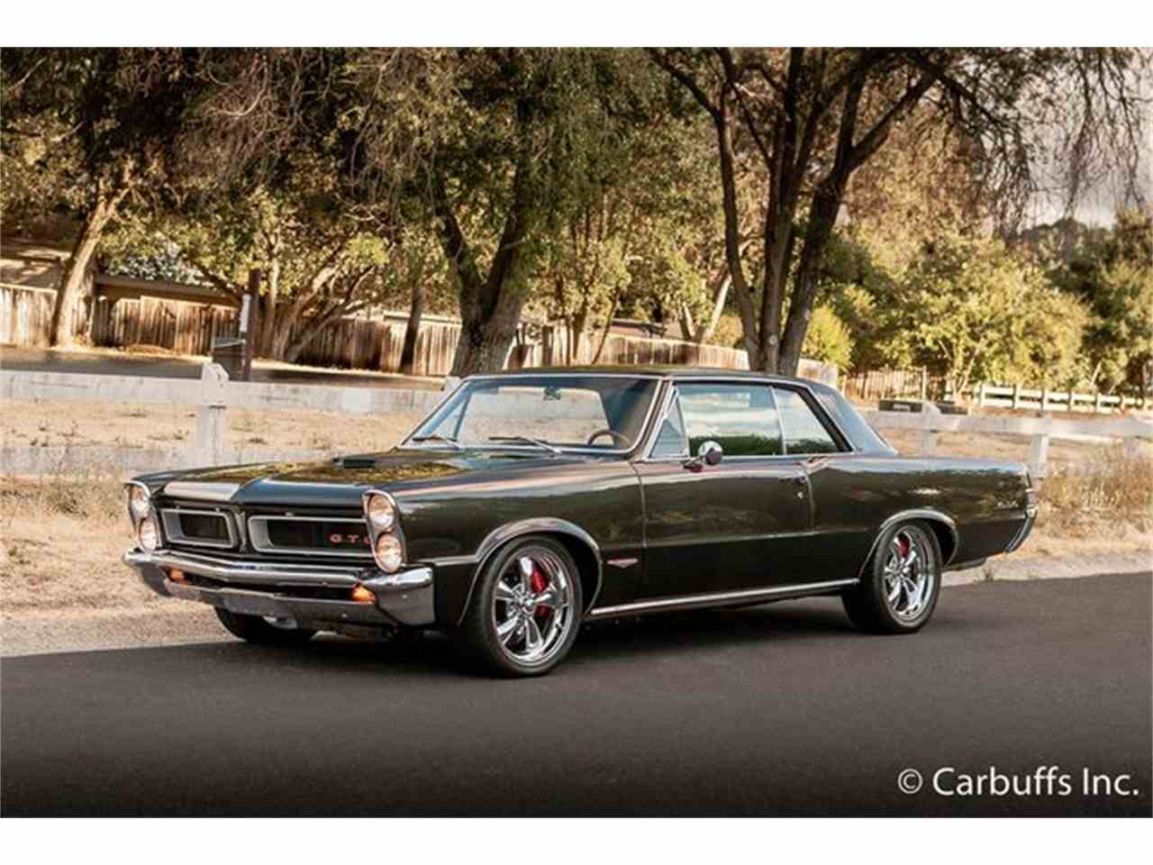 Large Picture of '65 GTO - LUMM