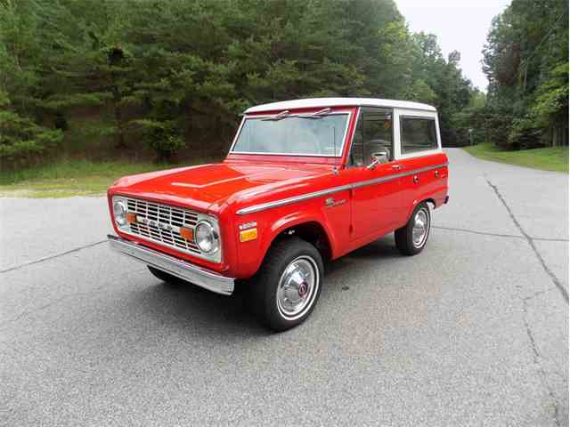 1970 ford bronco for sale on 9 available. Black Bedroom Furniture Sets. Home Design Ideas