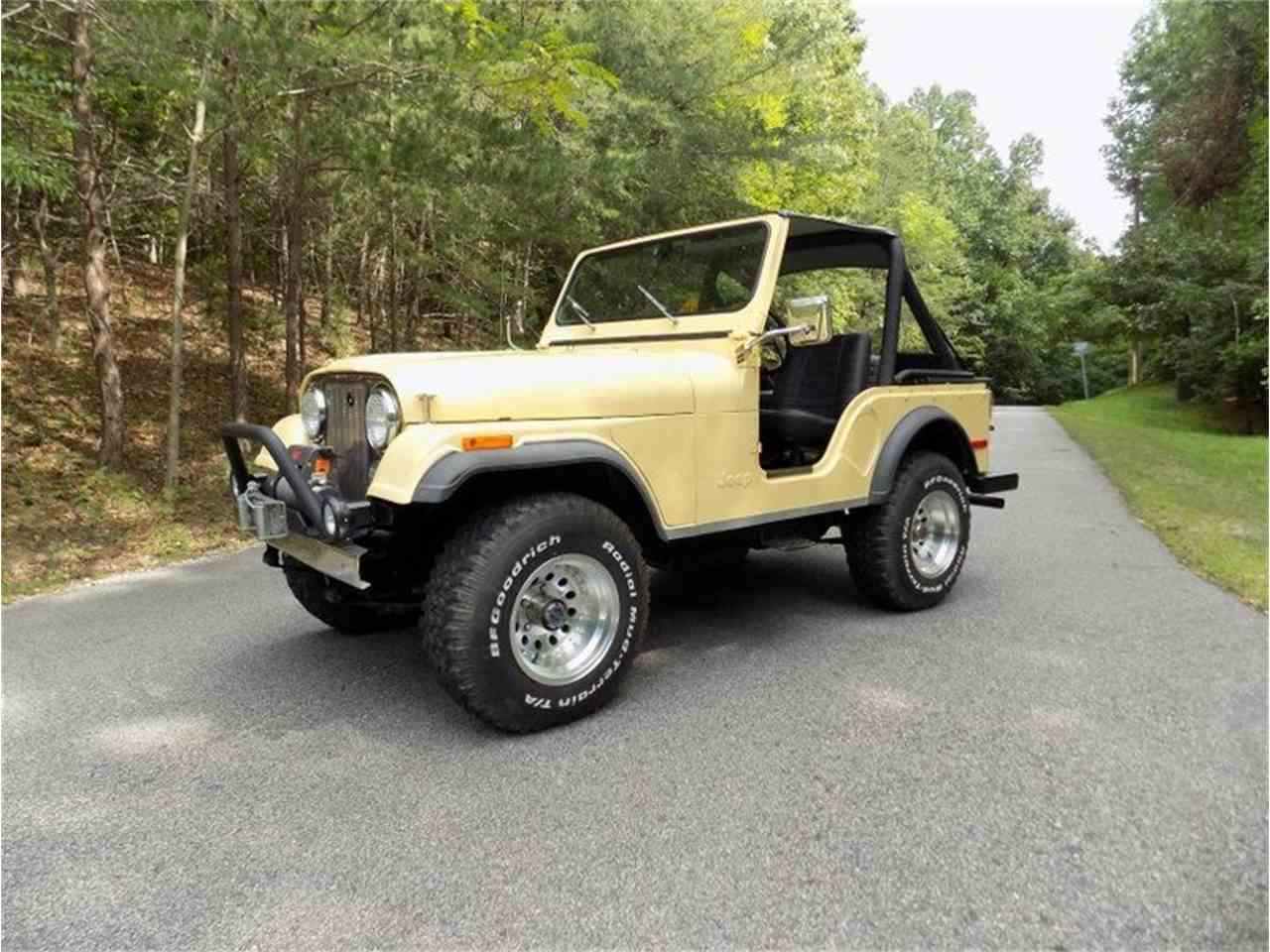 Large Picture of '79 CJ5 - LUMQ