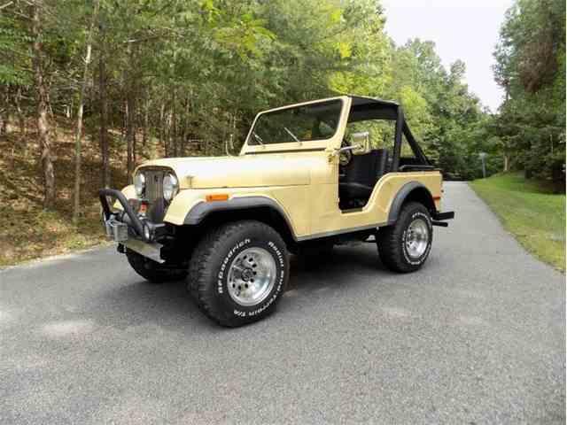 1979 Jeep CJ5 | 1019474