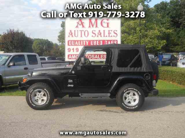 2004 Jeep Wrangler | 1019477