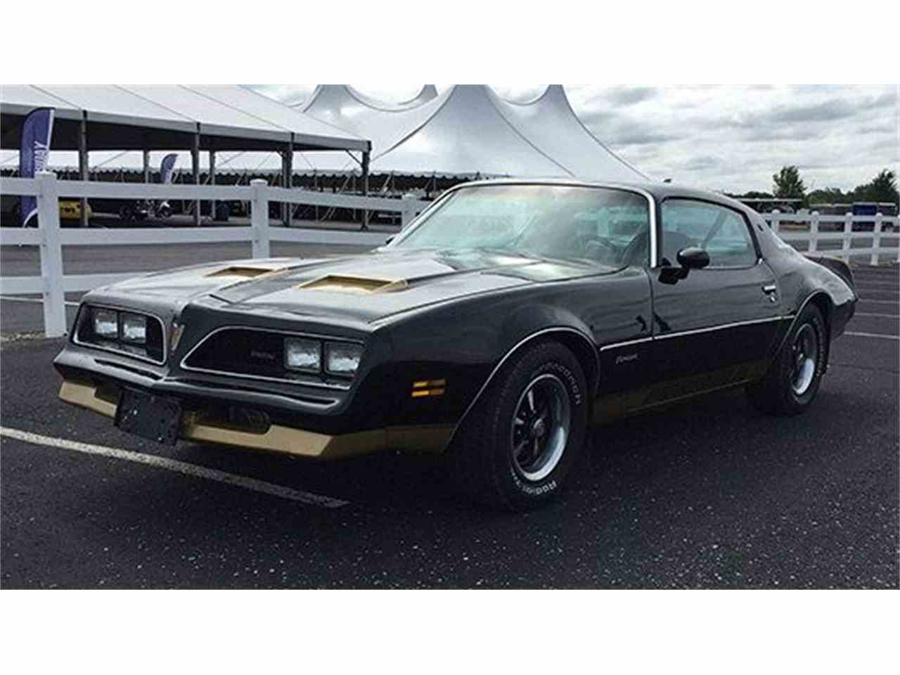 Large Picture of '78 Firebird Formula - LUMY