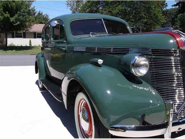 1937 Pontiac Silverstreak Touring Sedan | 1019485