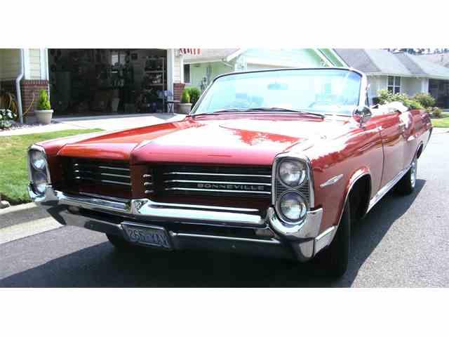1964 Pontiac Bonneville   1010949