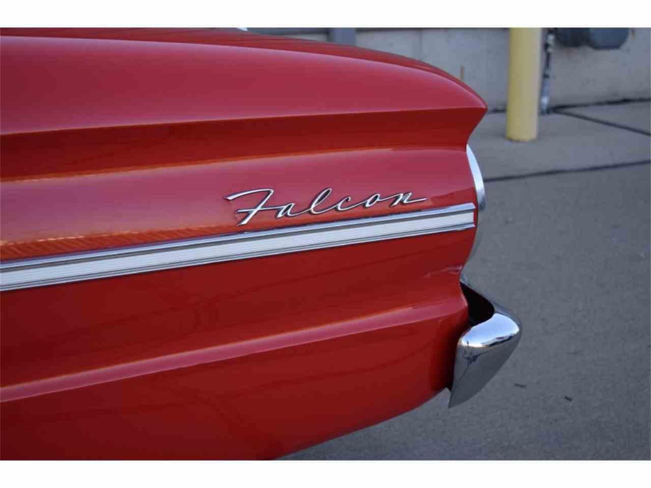 Large Picture of '63 Falcon Futura - LUN9