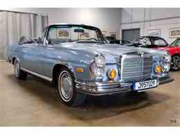 Picture of Classic 1971 Mercedes-Benz 280SE located in Chicago Illinois Offered by The Last Detail - LUNE