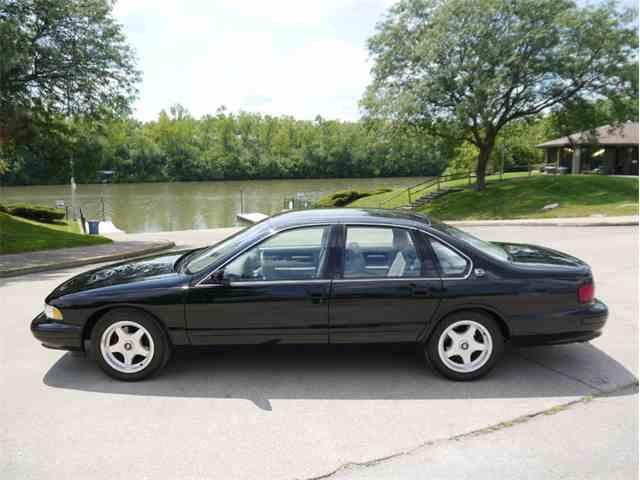 1996 Chevrolet Impala SS | 1010095