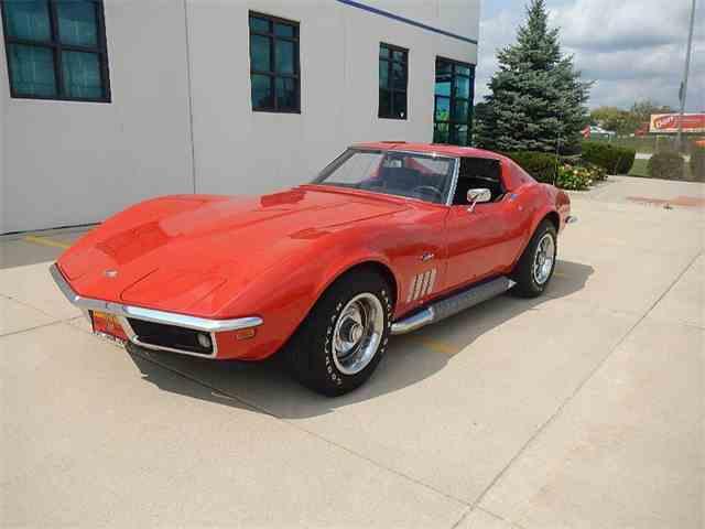 1969 Chevrolet Corvette | 1019505
