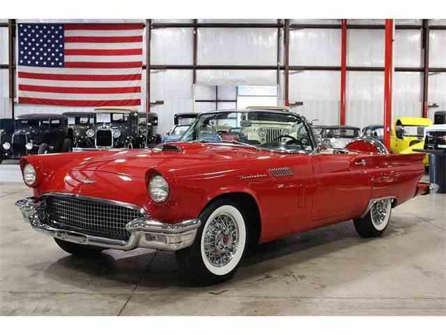 1957 Ford Thunderbird | 1019507