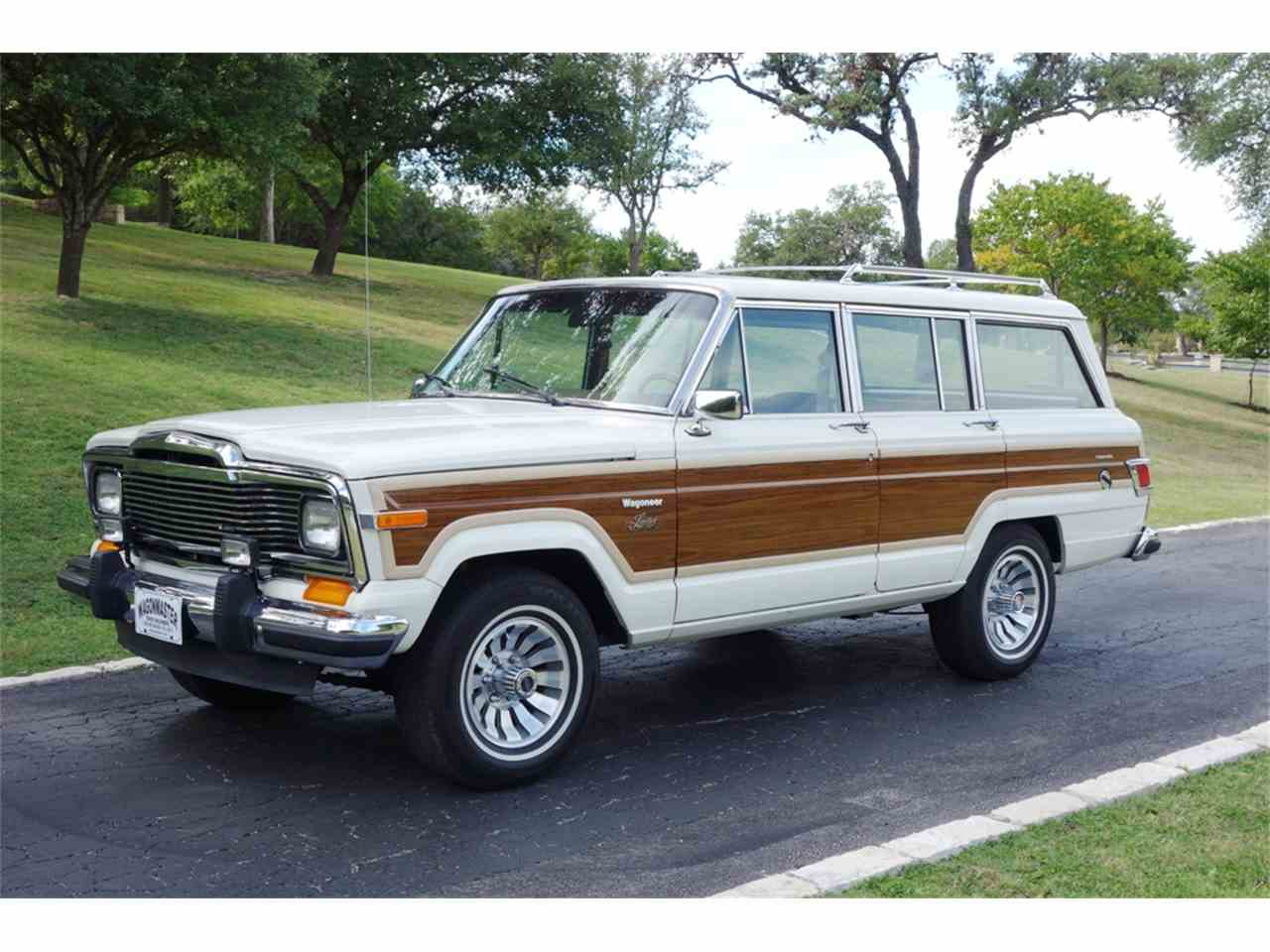 1980 jeep wagoneer for sale cc 1019512. Black Bedroom Furniture Sets. Home Design Ideas
