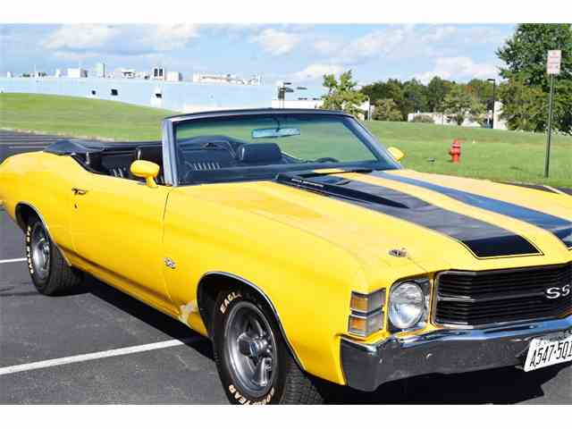 1971 Chevrolet Chevelle | 1019516