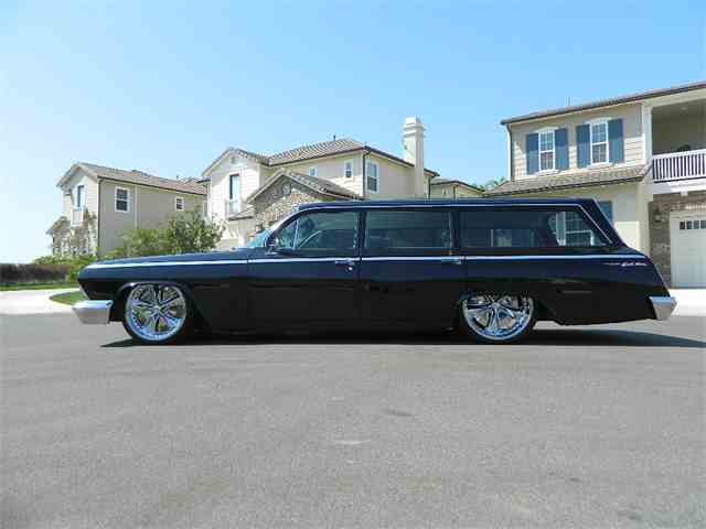 1962 Chevrolet Bel Air Wagon | 1019518
