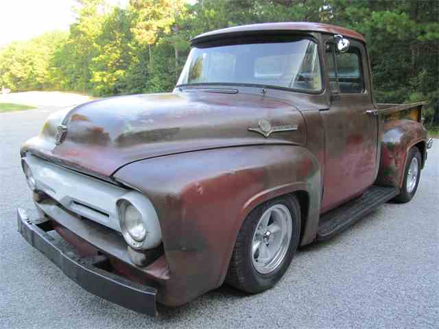 1956 Ford F100 | 1019521