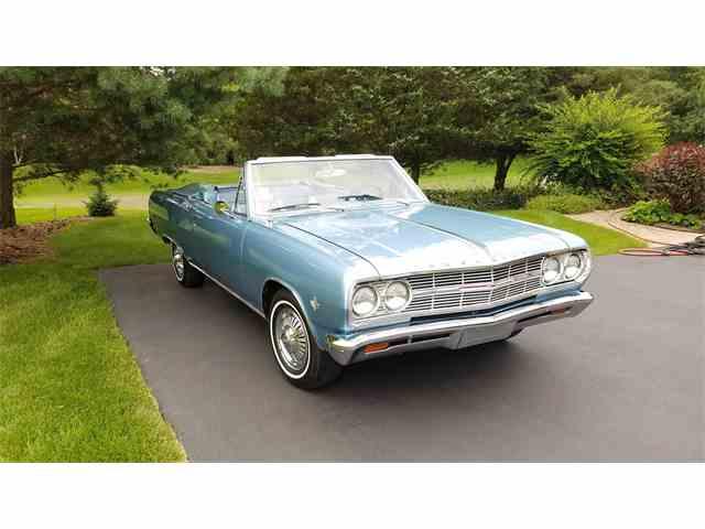 1965 Chevrolet Chevelle Malibu | 1019522