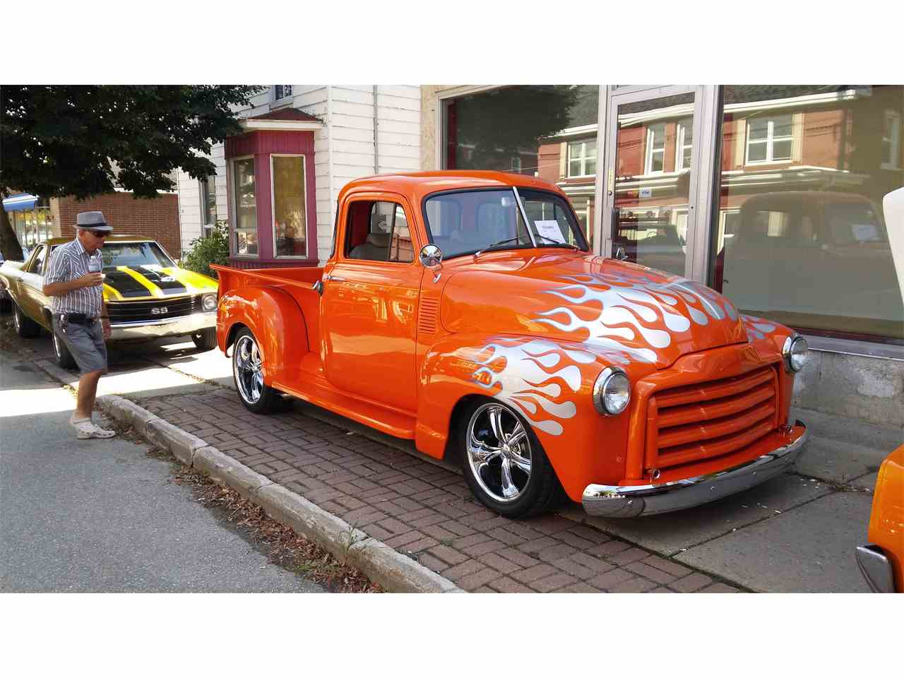 Large Picture of 1949 Chevrolet 3100 - LUO4