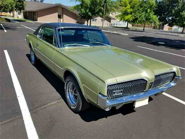 Picture of 1967 Mercury Cougar located in Nevada - $34,400.00 Offered by a Private Seller - LUO6