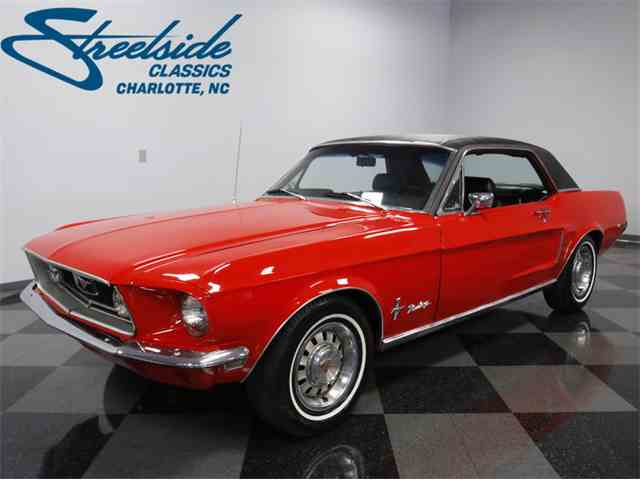 1968 Ford Mustang | 1019545