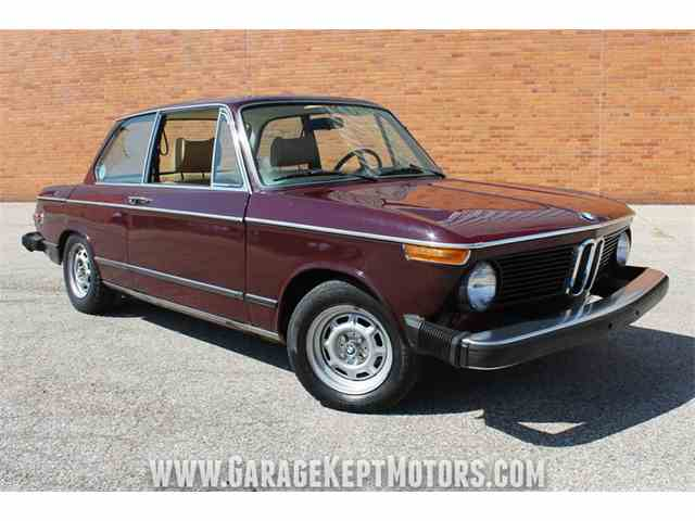 Bmw 2002 For Sale >> Classic Bmw 2002 For Sale On Classiccars Com 20 Available