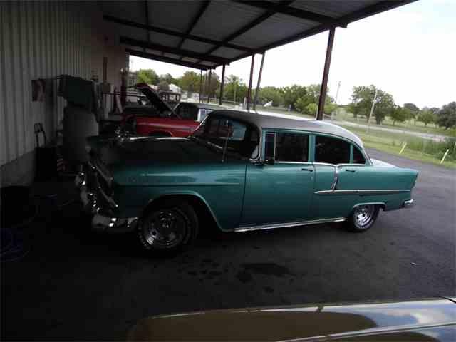 1955 Chevrolet 4-Dr Sedan | 1010956