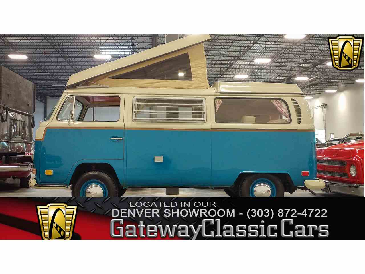 Large Picture of 1970 Volkswagen Westfalia Camper - $29,995.00 Offered by Gateway Classic Cars - Denver - LUP4
