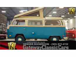 Picture of '70 Volkswagen Westfalia Camper located in Illinois - $29,995.00 Offered by Gateway Classic Cars - Denver - LUP4