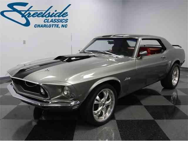 1969 Ford Mustang | 1019562