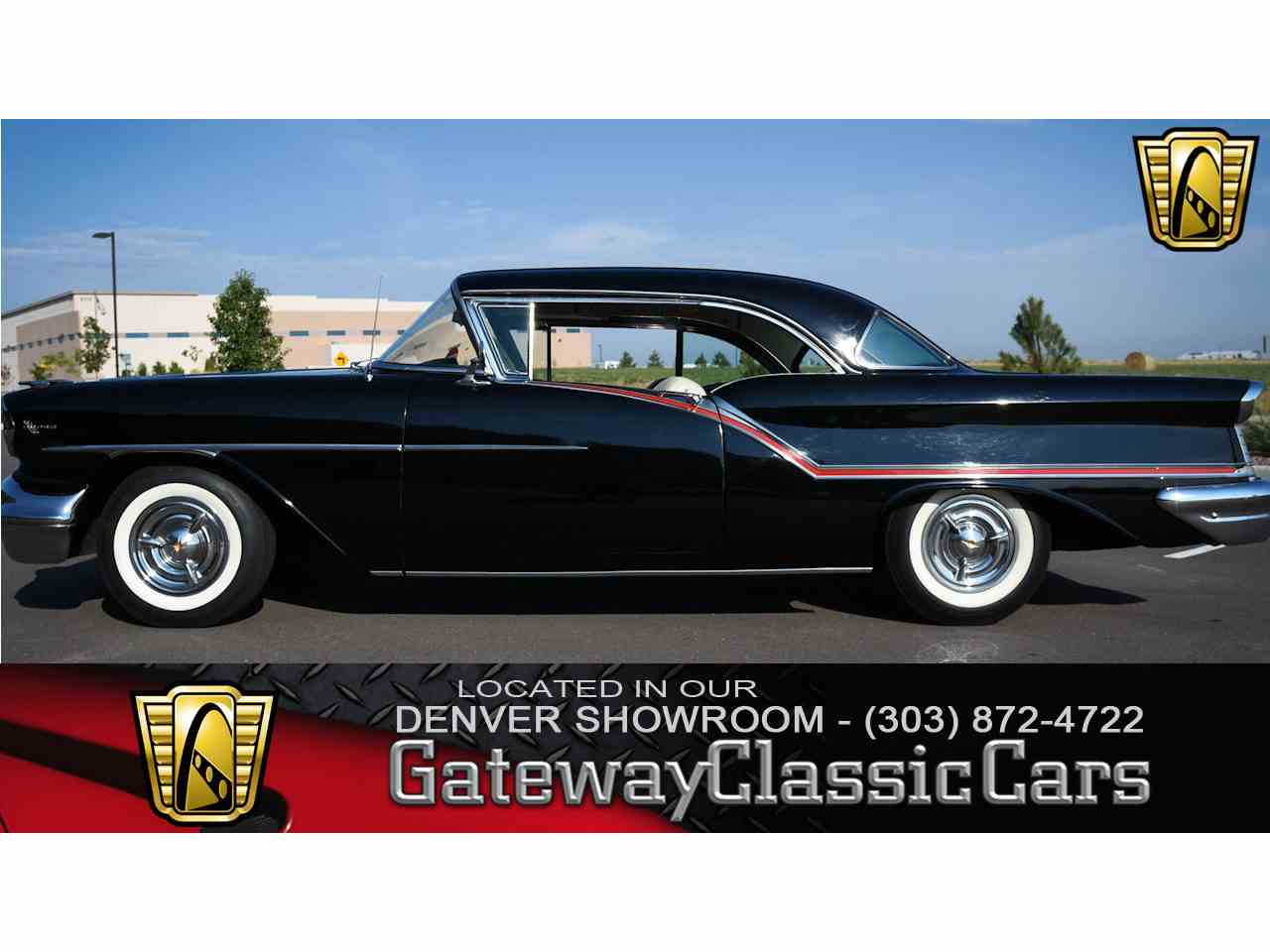 Large Picture of Classic 1957 Super 88 located in Illinois - $49,995.00 Offered by Gateway Classic Cars - Denver - LUP7