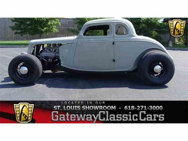 1934 Ford 2-Dr Coupe | 1019567