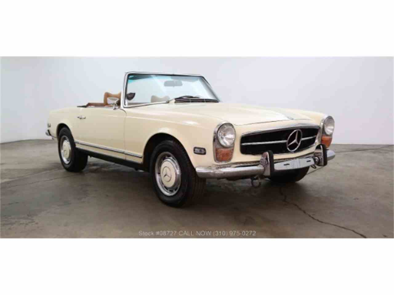 Large Picture of Classic 1970 280SL - $44,500.00 - LUPF
