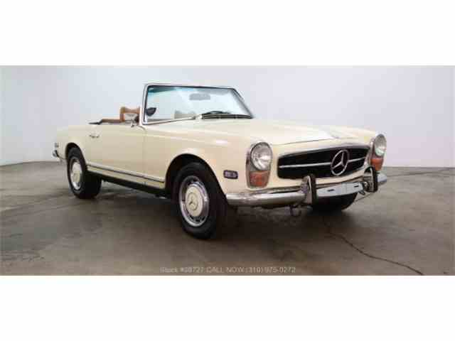 1970 Mercedes-Benz 280SL | 1019571