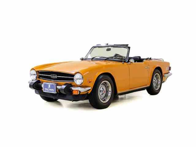 1976 Triumph TR6 | 1019573
