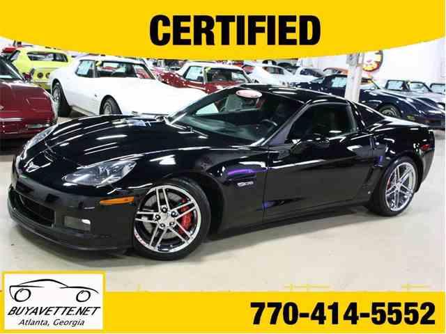 2007 Chevrolet Corvette | 1019574
