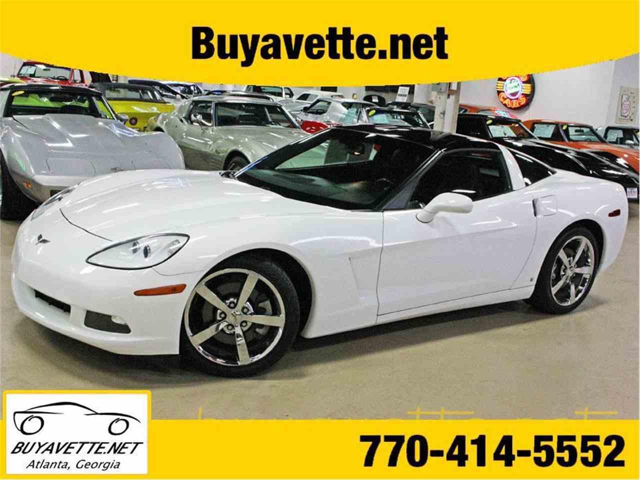 Large Picture of '09 Corvette located in Atlanta Georgia - $24,999.00 - LUPJ