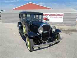 Picture of Classic '31 Oldsmobile 4-Dr Sedan located in Illinois Offered by Country Classic Cars - LUPK