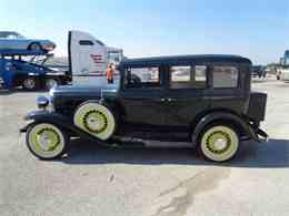 Picture of Classic '31 4-Dr Sedan located in Staunton Illinois - $16,850.00 Offered by Country Classic Cars - LUPK